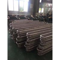 Buy cheap Stainless Steel Seamless Tube Boiler Tube Pickled / Bright Annealed / U BEND from wholesalers