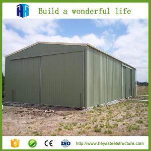 Best HEYA fast building portable sheds plastic garages steel structure buildings wholesale
