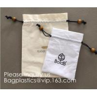Natural Cotton Muslin High Quality Drawstring Bags Multipurpose,andmade soaps,