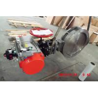 Best Pneumatic Electric Actuated Butterfly Valve for Standard Industrial Process Lines wholesale