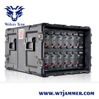 Buy cheap All wireless Signal 20MHz-11GHz Jammer Waterproof Outdoor DDS High Power with from wholesalers
