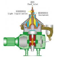 Best Lower Noise Disc Stack Oil Centrifuge Separator used For Liquid-Solid Separation wholesale