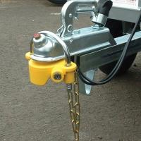 Cheap Tow Coupling Lock Hitch Security Kit Trailer Hitch Coupler Lock for sale