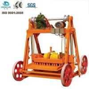 Best Moving Block Machine/Egg Layer Block Machine (QT40-3B) wholesale