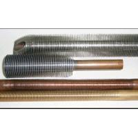 China Seamless copper Fin Tube Heat Exchanger for  boiler economizer Base pipe on sale