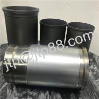 Best ISUZU Dump Truck 6HH1 6HK1 Engine Cylinder Sleeves With Strong Package 115.0mm wholesale