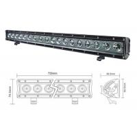 Best Brightest Offroad LED Spot Light Bar 12V 90W Aluminum Waterproof wholesale