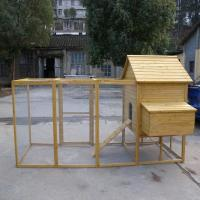 China wooden chicken house,wooden pet house,rabbit hutch on sale