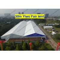 Best Clear Span Width Outdoor Exhibition Tents/Aluminum Frame Outdoor Canopy Tent wholesale