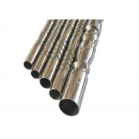 Buy cheap stainless steel embossed tube pipe 316 304 304L 316L 430 201 from wholesalers