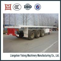 Best Best Selling 3 Axles Skeleton Truck Trailer Made In China wholesale
