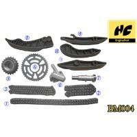 China Metal High Precision Automobile Engine Parts Timing Chain Kit For BMW BM004 on sale