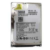 China WD5000BUCT 2.5inch 500GB Hard Disk Drive for CCTV and NVR , laptop 7200 rpm hard drive on sale
