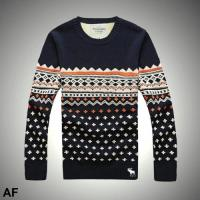 Best A&Fitch 2015 new arrive style man Cross/wave/snowflake pattern sweater brand af cashmere wool knitted sweater wholesale