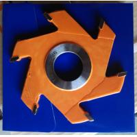 China Orange Tool Straight Edge Groove Cutters Packing In Blue Paper Box on sale