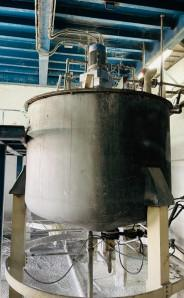 Best Automatic AAC Panel Production Line-Aluminum powder mixer wholesale