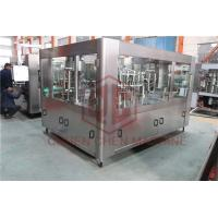 Cheap Flavored Juice Glass Bottle Filling Machine Medium Scale Gravity Fillier System for sale