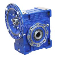 China ISO9001 Certificate Right Angle VF Type Worm Drive Gear Gearbox on sale