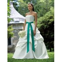China Elegant Wedding Dress And Wedding Gown With Color(Ald038) on sale