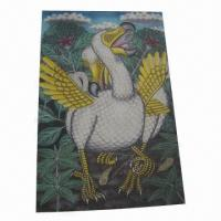 Best Canvas Printing, Customized Sizes and Designs are Accepted, Made of Pure Cotton/Polyester Canvas wholesale
