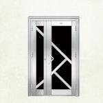 Best Exterior Stainless Steel  Steel Security Doors Bullet Proof Doors 2100*850*60MM wholesale