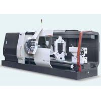 China High Spindle Speed CNC Turning Lathe Machine With X/Z Axis Servo Motor on sale