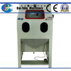 Best Iron Steel / Plastic Products Industrial Sandblast Cabinet 200kg Net Weight wholesale