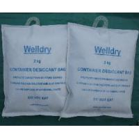 China Container Desiccant Bag for for The Shipping Container of Cocoa Beans or Coffee Beans on sale