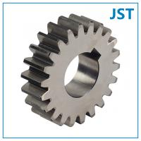 Cheap ISO Standard Spur Gear with Different Teeth (M=1.5-6) for sale