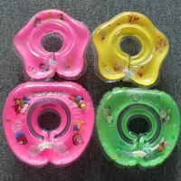 Best Inflatable baby floater swimming ring,baby collar ring,inflatable infant swim neck float ring wholesale