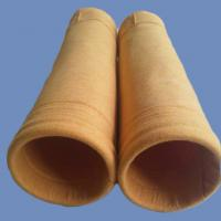 Best 550GSM Baghouse Filter Bags  Dust Collector P84 Air Filter Bag with PTFE Membrane wholesale