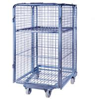 Details of heavy duty steel crates for sale collapsible for Cheap c c cages