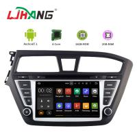 Cheap 8 Inch Touch Screen Car Hyundai Media Player Android 7.1 With Rear Camera AUX for sale