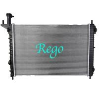 China Auto Car Heating Radiator Replacement For Chevy Traverse / GMC Acadia Saturn Outlook V6 on sale