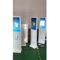 Indoor Interactive Digital Signage , Led Screen Self Service Interactive Kiosks