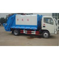 Best dongfeng Refuse 6CBM Collector Garbage Truck on sale wholesale