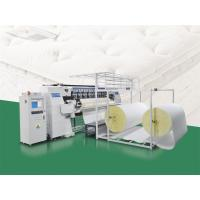 China CAD Drawing Computerized Chain Stitch Multi Needle Quilting Machine For Quilt Cover on sale