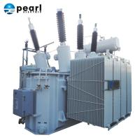 Buy cheap Three Phase Two Windings Power Transformer 90 Mva 110 Kv from wholesalers
