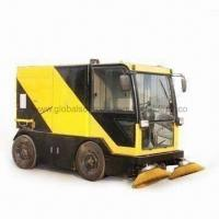 Best Sweeper, Equiped with Cab, Adapts Automotive Suspension System, with 2,000mm Sweep Width  wholesale