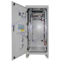 Best Emerson Rectifier / Battery Outdoor Power Cabinet Sandwich Structure Panel IP55 wholesale