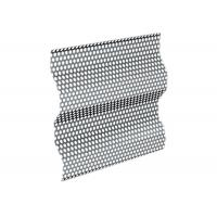 Best High Carbon or Low Carbon Steel Plate Corrugated Perforated Metal Plate wholesale