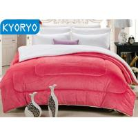 Best Breathable Thick Double-faced Fleece Blanket for Keeping Warm wholesale
