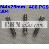 Best 400 PCS M4×25mm 304 stainless steel stud welding nail wholesale