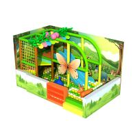Best UV Resistance Kids Playground Equipment Frost Theme PVC Coated Frame wholesale