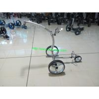 China Elegant Stainless Steel push golf trolley on sale