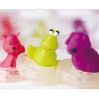Best OEM / ODM blueberry animals natural hand made soap, foam and natural fragrance wholesale