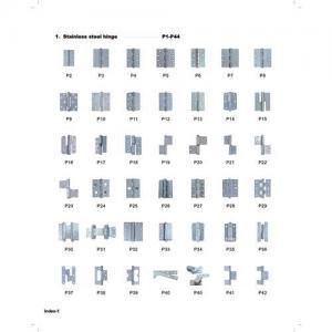 Best Stainless steel hinge & zinc alloy hinge & brass hinge wholesale