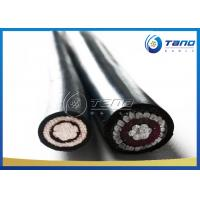 China 0.6 / 1kV Concentric Cable For Transmission Line 2 X 8 AWG IEC Standard on sale