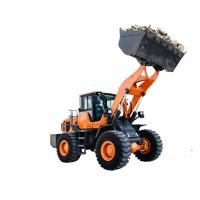Best Automatic Yellow Back Hole Loader ,4WD Steel Tracked Backhoe Loader wholesale
