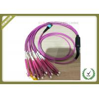 Best Custom Length Fiber Optic Patch Cord For Communication Exchange System wholesale